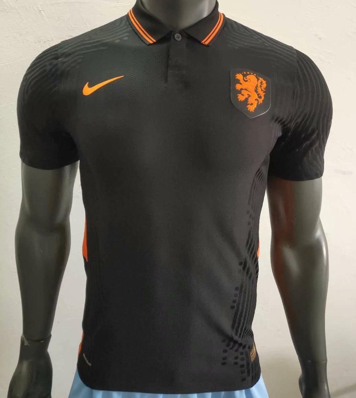 Pays-Bas Euro 2020 maillot exterieur football Nike
