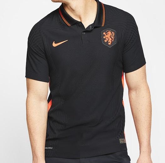 Pays Bas Euro 2020 maillot exterieur officiel
