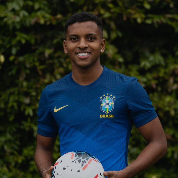 Bresil 2020 nouveau maillot de foot exterieur Copa America