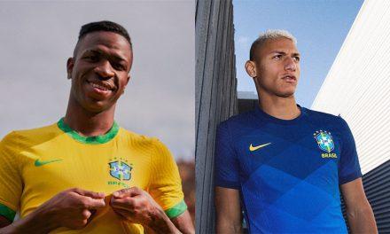 Nouveaux maillots Brésil 2020 Copa America