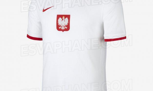 Pologne Euro 2020 les nouveaux maillots faits par Nike