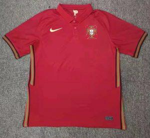 Portugal Euro 2020 maillot domicile foot