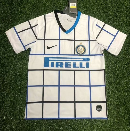 Inter Milan 2021 maillot exteireur foot
