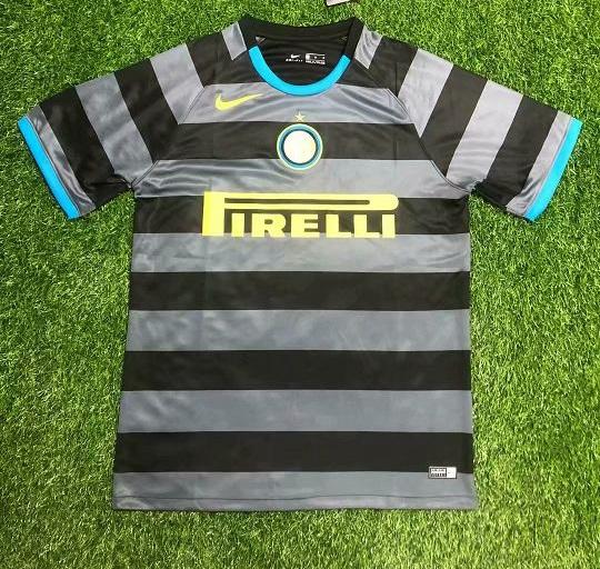 Inter Milan 2021 maillot third football Nike
