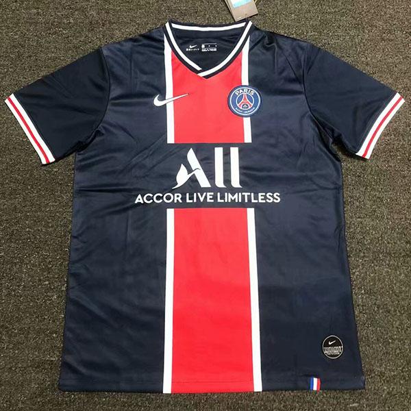 PSG 2021 maillot domicile football Paris