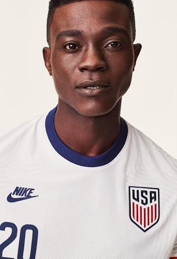 USA 2020 maillot domicile foot Etats Unis