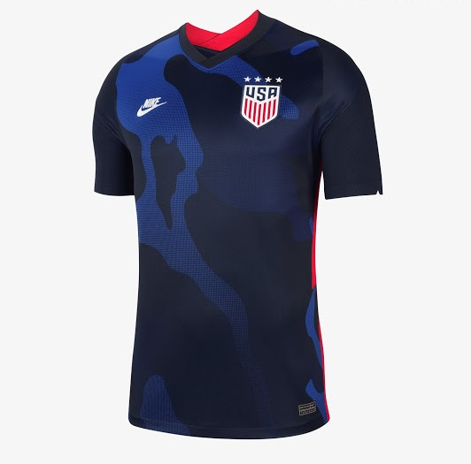 USA 2020 maillot exterieur foot Etats Unis Nike