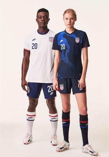 USA 2020 maillots football Etats Unis