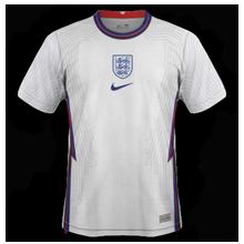 Angleterre Euro 2020 maillot de foot domicile
