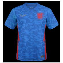 Angleterre Euro 2020 maillot de foot exterieur