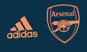 Arsenal 2021 couleurs maillots third foot