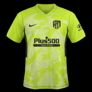Atletico Madrid 2021 nouveau maillot exterieur foot
