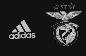 Benfica 2021 maillot exterieur couleurs