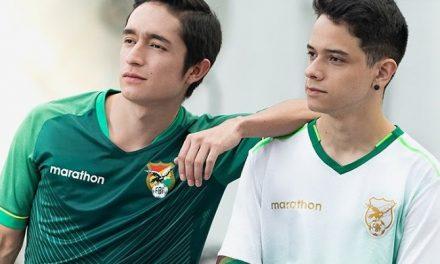 Bolivie 2020 maillots Copa America 2021