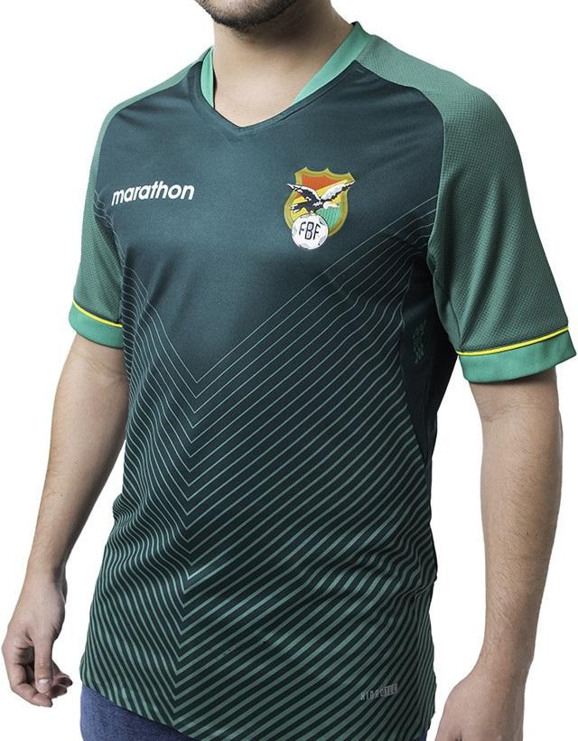 Bolivie Copa America 2021 maillot domicile