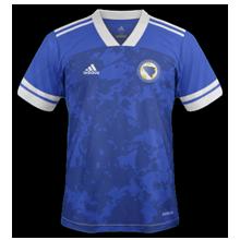 Bosnie Euro 2020 maillot domicile