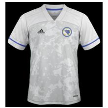 Bosnie Euro 2020 maillot exterieur