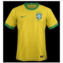 Bresil Copa America 2021 maillot domicile foot