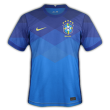 Bresil Copa America 2021 maillot exterieur foot