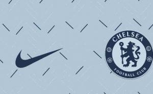 Chelsea 2021 couleurs maillot de foot exterieur 20 21