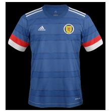 Ecosse Euro 2020 maillot domicile