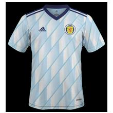 Ecosse Euro 2020 maillot foot exterieur