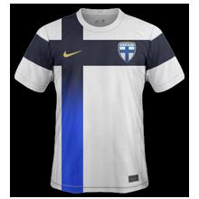 Finlande Euro 2020 maillot de foot domicile