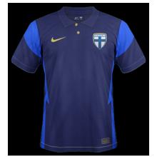 Finlande Euro 2020 maillot de football exterieur