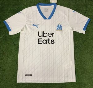 Marseille 2021 possible maillot domicile foot OM 2020 2021