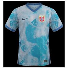 Norvege Euro 2020 maillot exterieur