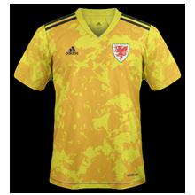 Pays De Galles Euro 2020 maillot exterieur foot