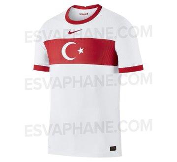 Turquie Euro 2020 maillot de foot domicile