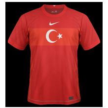 Turquie Euro 2020 maillot exterieur football