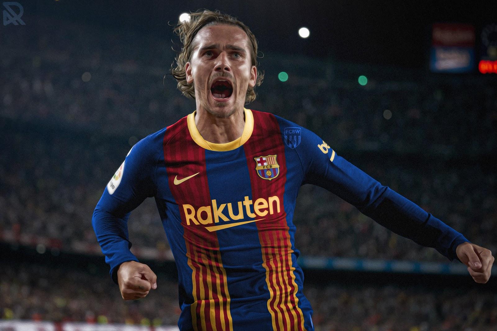 Barcelone 2021 quatrieme maillot foot senyera