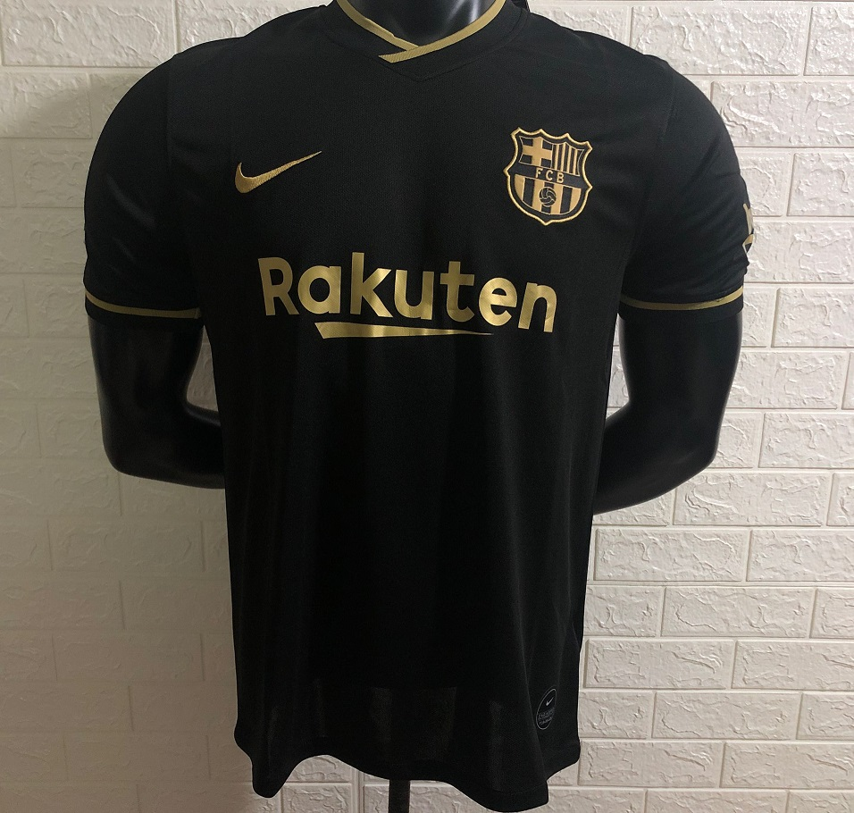 FC Barcelone 2021 maillot exterieur Nike
