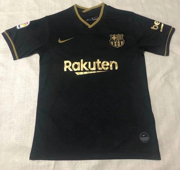 FC Barcelone 2021 maillot exterieur foot