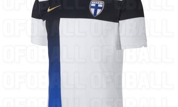 Les maillots de foot Finlande Euro 2020