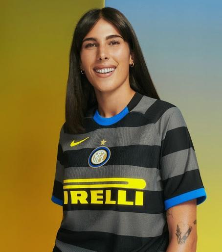 Inter Milan 2021 3eme maillot third noir