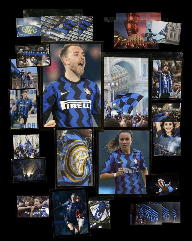 Inter Milan 2021 maillot de foot domicile Nike