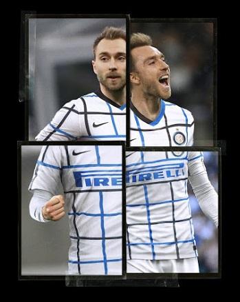 Inter Milan 2021 maillot de football Nike