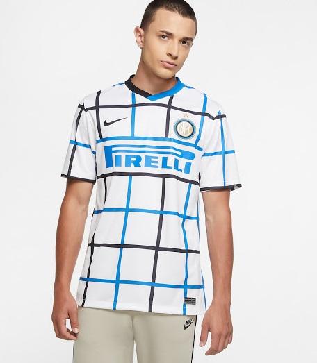 Inter Milan 2021 maillot de football