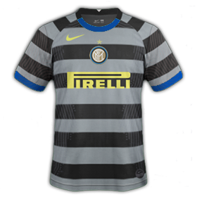 Inter Milan 2021maillot third possible