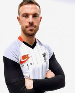 Liverpool 2021 4eme maillot airmax Nike
