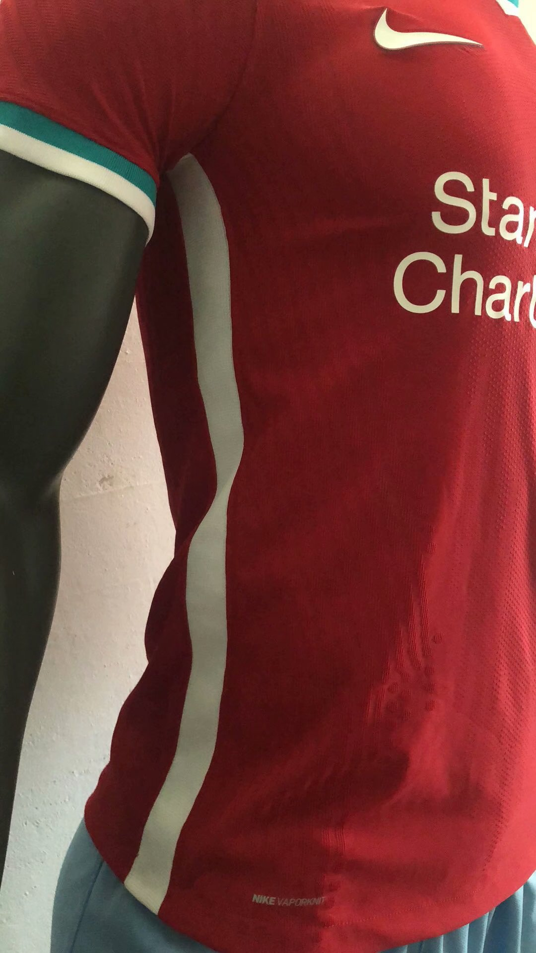 Liverpool 2021 maillot domicile football