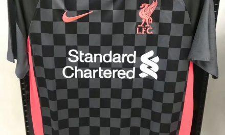 Liverpool 2021 les nouveaux maillot de foot