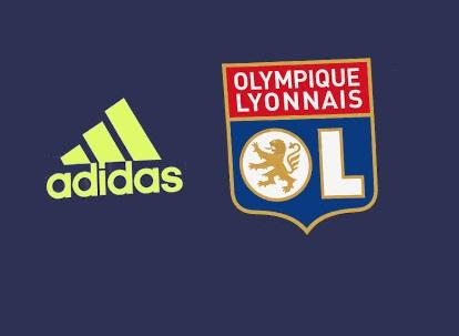 Lyon 2021 couleurs maillot third OL 20 21