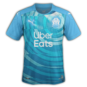 OM 2021 3eme maillot third 20 21 Marseille