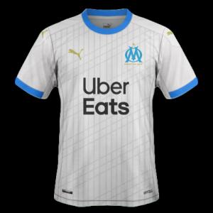 OM 2021 maillot de foot domicile 2020 2021 Marseille
