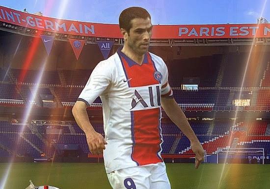 PSG 2021 maillot exterieur foot