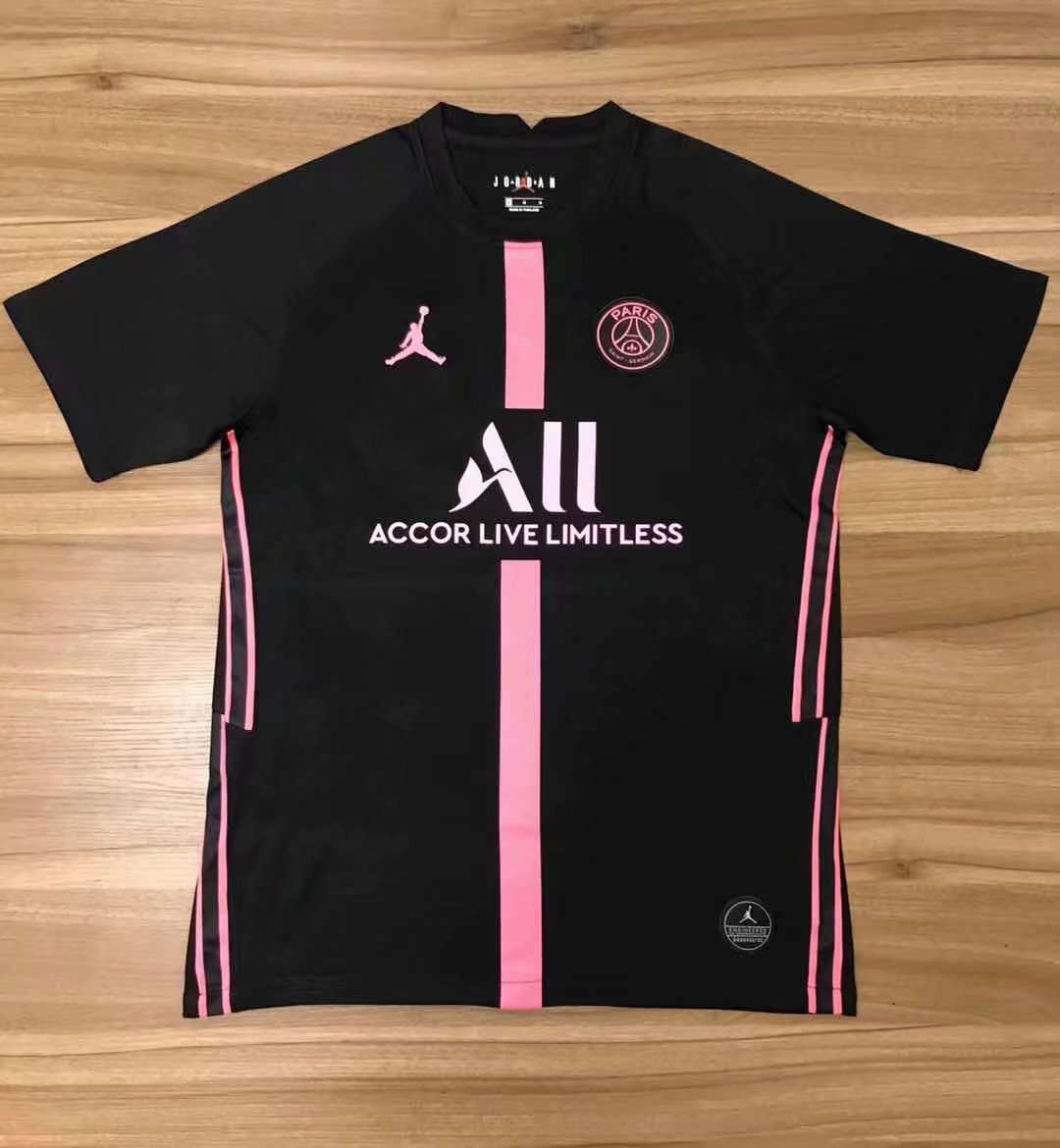 PSG 2021 maillot third plausible